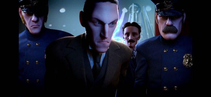 Tesla vs Lovecraft для iPhone и iPad