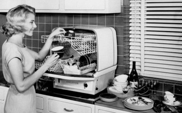 colston dishwasher