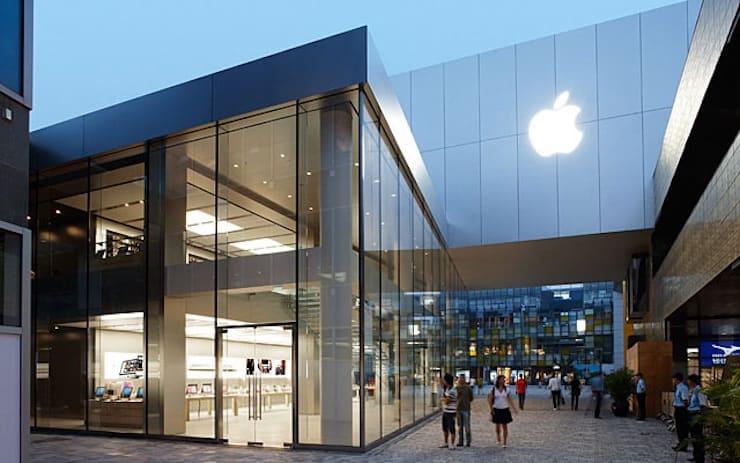 Apple Store в Пекине (Китай)