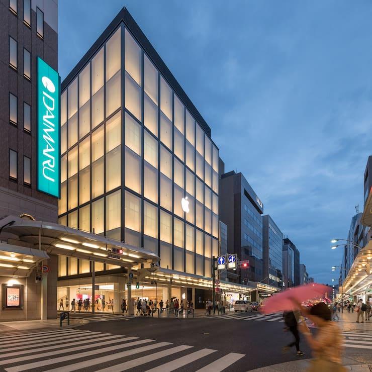 Apple Store в Киото (Япония)