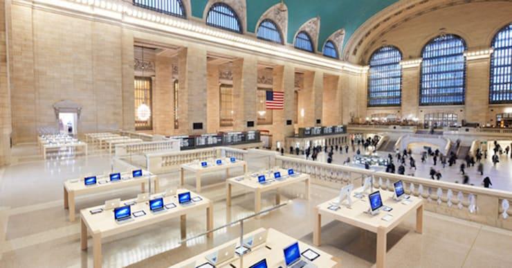 Apple Store в Нью-Йорке (США)