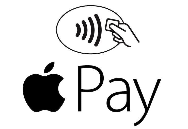 Оплата через Apple Pay