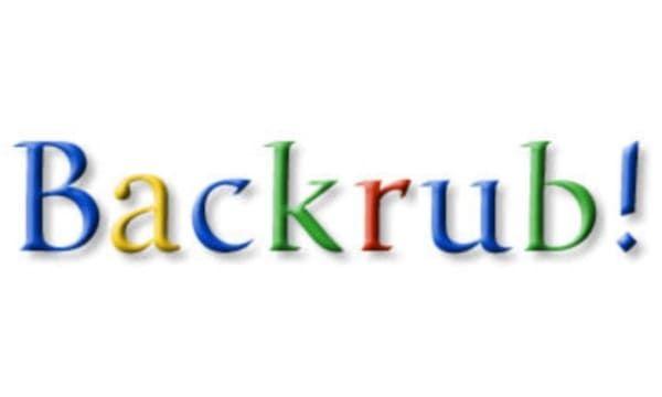 BackRub → Google