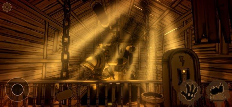 Обзор Bendy and the Ink Machine для iPhone и iPad