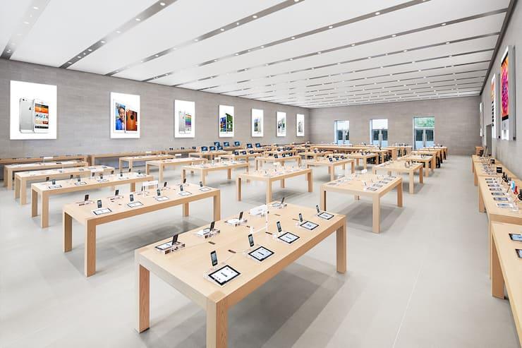 Apple Store в Берлине (Германия)