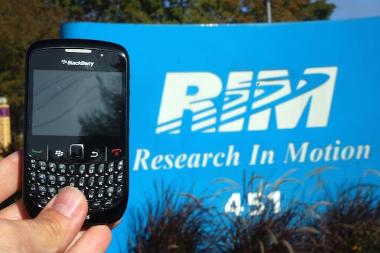 Research In Motion → Blackberry