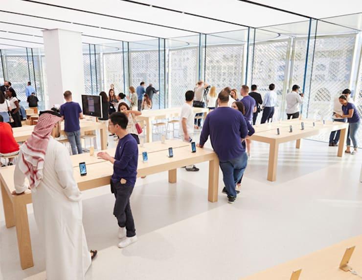 Apple Store в Дубае (ОАЭ)