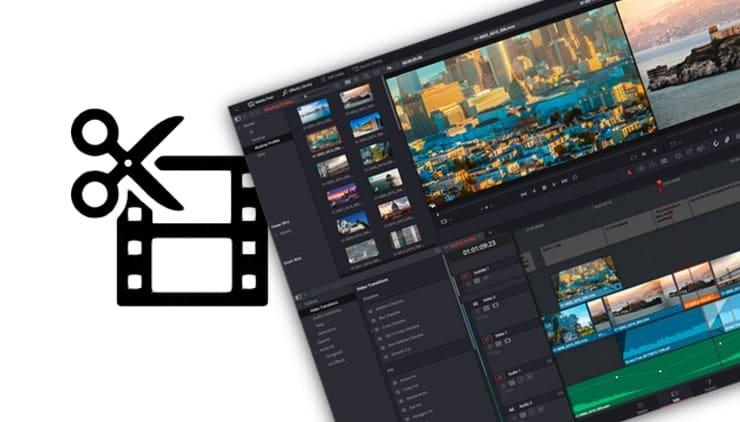 Бесплатные видеоредакторы