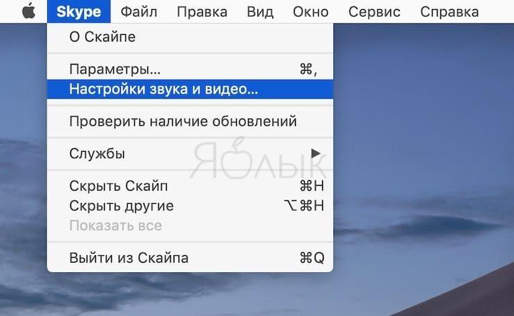 Как размыть задний фон при видеозвонке в Skype на Windows, Mac и Linux