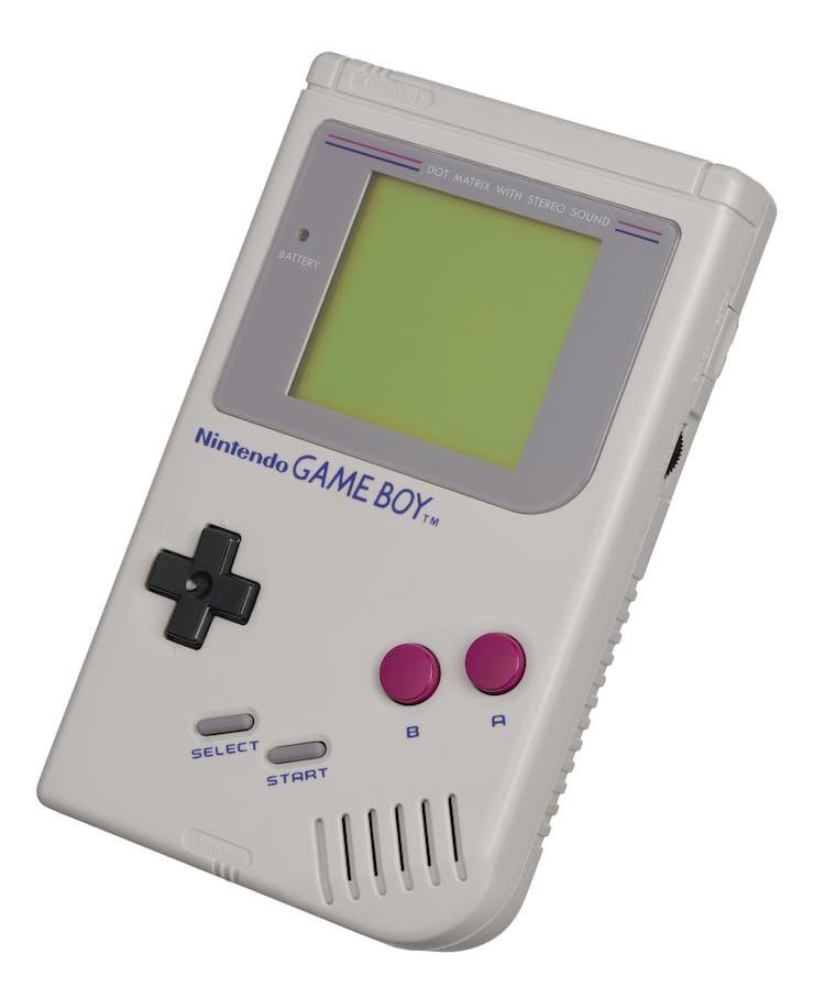 Nintendo GameBoy (1989)