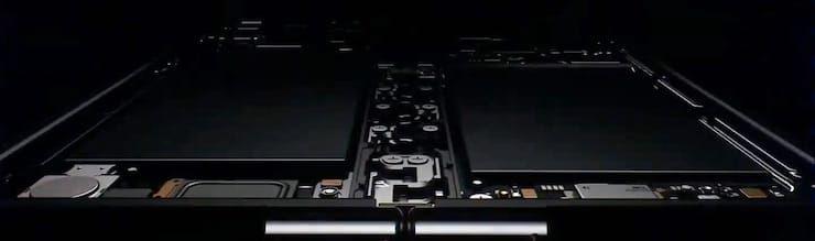 Гнущийся смартфон Samsung Galaxy Fold