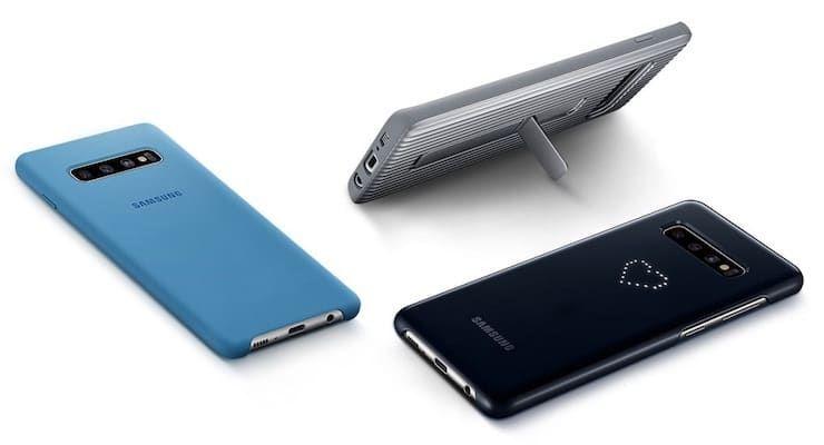 Чехлы для Samsung Galaxy S10