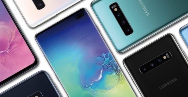 Обзор Samsung Galaxy S10 / S10+