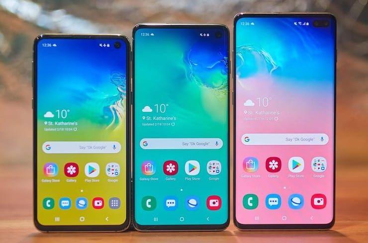 Samsung Galaxy S10 / Galaxy S10+