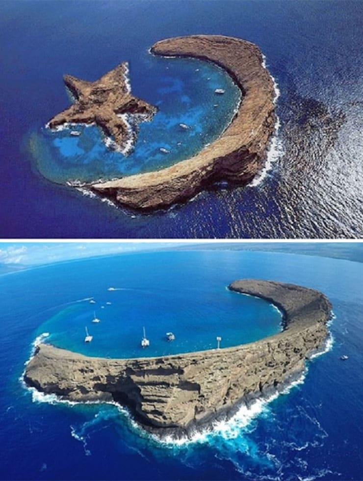 Остров-звезда