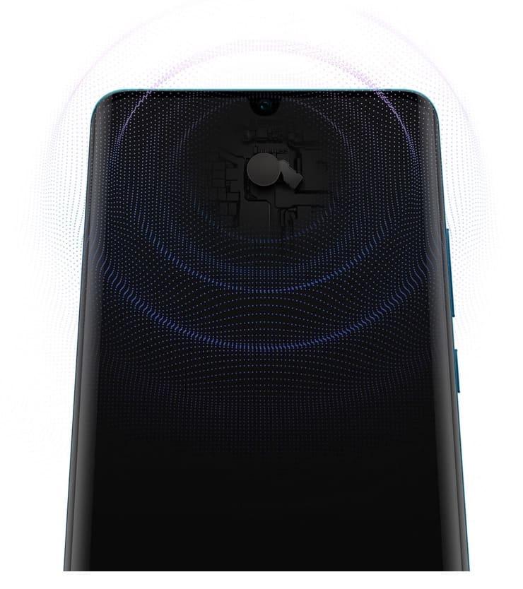 Обзор Huawei P30 Pro - акустический дисплей