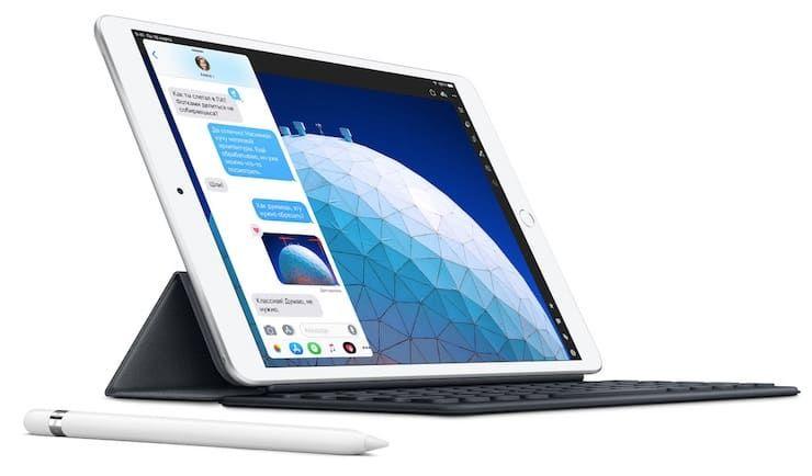 Обзор iPad Air 3 2019 года