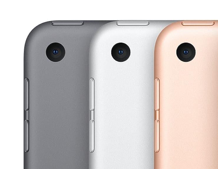 Основная камера iPad mini 5 (2019)