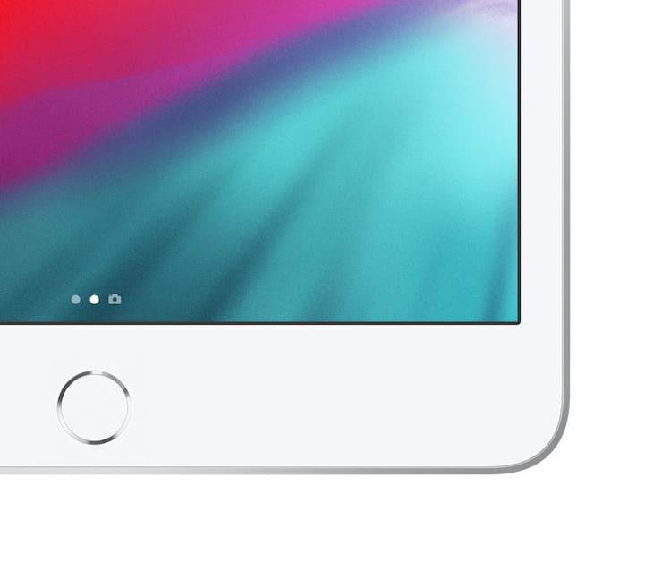 Touch ID iPad mini 5