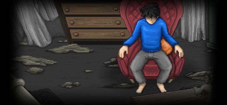 Обзор игры Не уходи (STAY) для iPhone и iPad