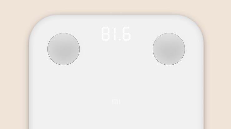Весы Xiaomi Mi Scale 2 для пользователя Айфона: обзор