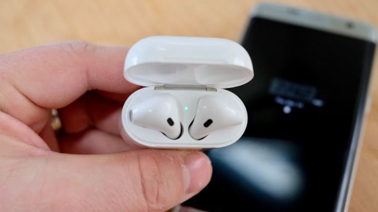 AirPods на Android