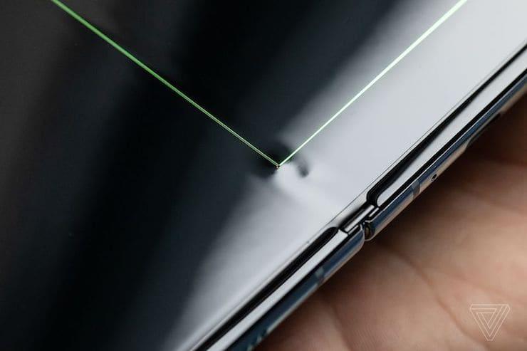 Проблемы Samsung Galaxy Fold