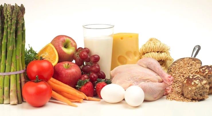 Сколько калорий нужно в день