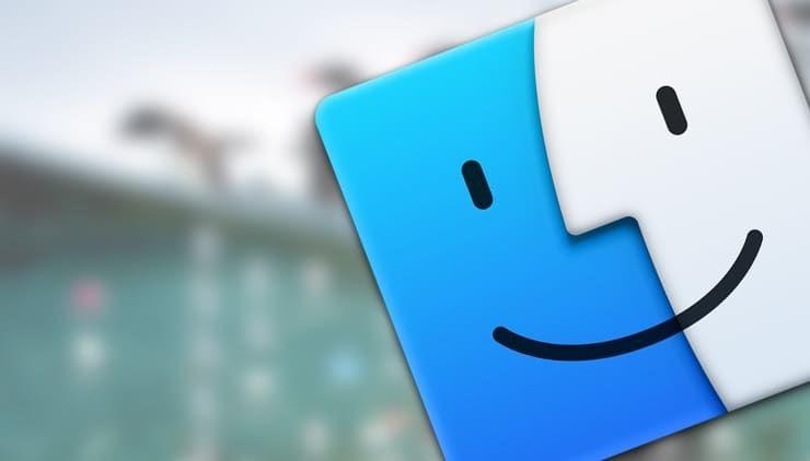 Как отключить эффект блюра (прозрачности) в окнах macOS