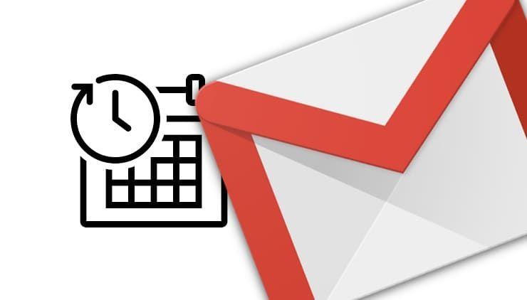 Как отправлять письма e-mail в Gmail по расписанию прямо с iPhone и iPad