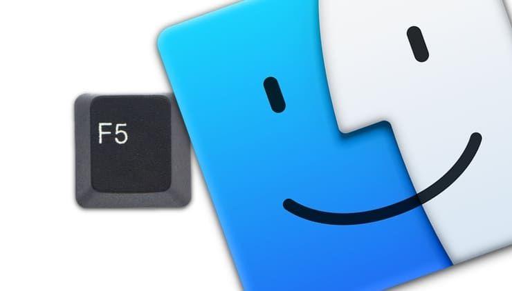 Аналог F5 на Mac, или как обновлять страницы в macOS, как на Windows