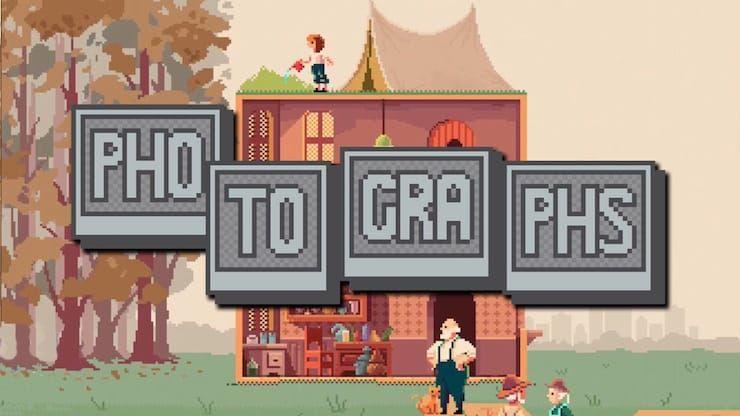 Обзор игры Photographs – Puzzle Stories для iPhone и iPad