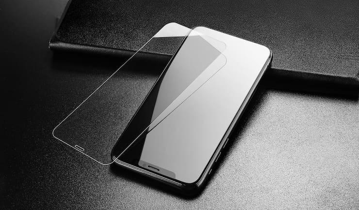 лучшее защитное стекло для iPhone