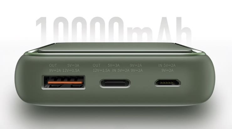 Rock P65 Mini PD – 10 000 мАч