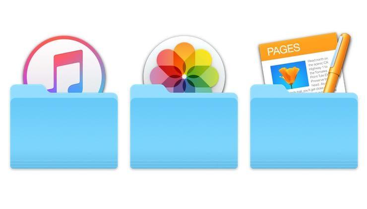 Как автоматически сортировать файлы по папкам на Mac