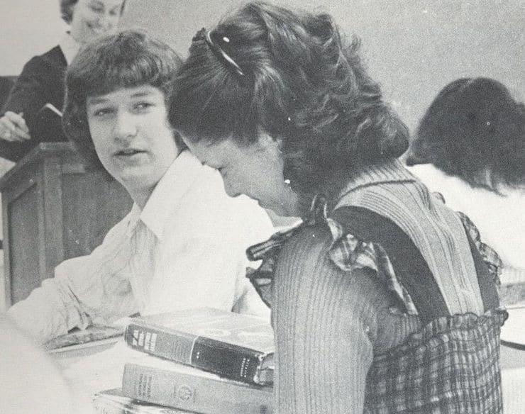 Молодой Тим Кук. Школьные годы