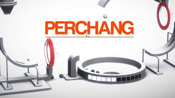 Игра Perchang для iOS – отличная физическая головоломка с шариками
