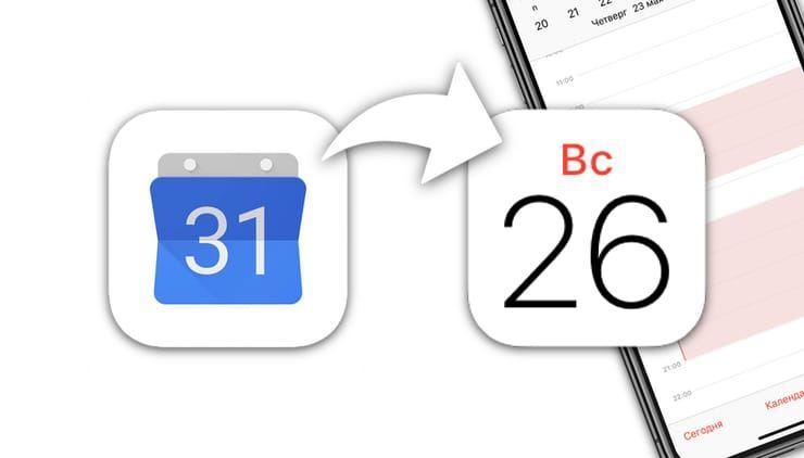 Календарь Google на iPhone: как синхронизировать и настроить