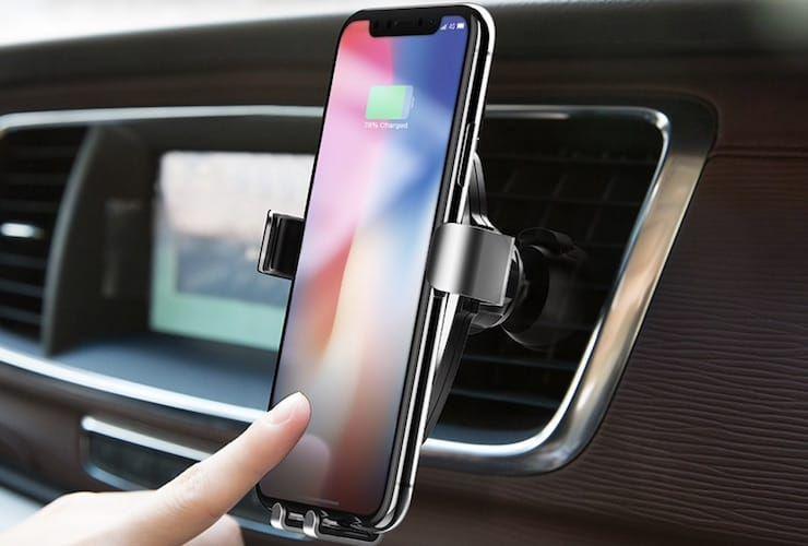 Автомобильная зарядка для iPhone и гаджетов на Android