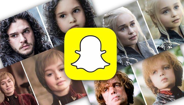 Как включить детский фильтр «baby face» в снапчате (Snapchat)
