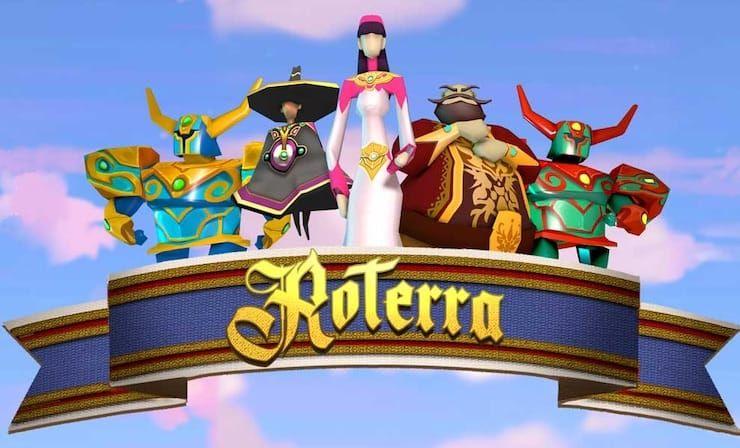 Roterra – увлекательная приключенческая головоломка для iPhone и iPad