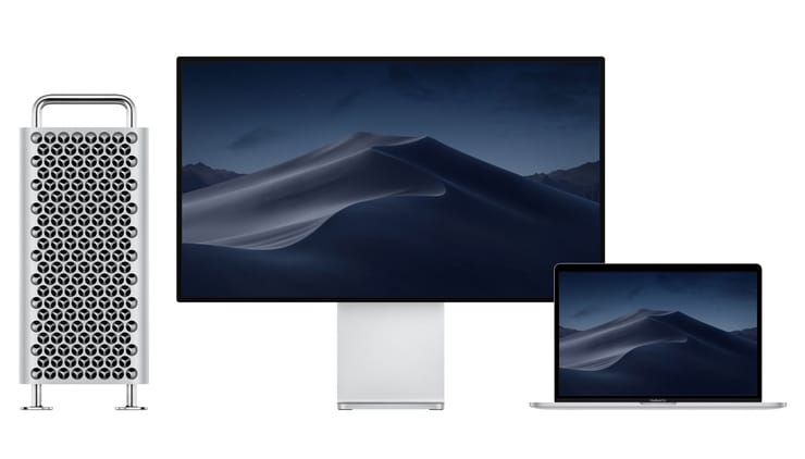 Pro Display XDR – 32-дюймовый монитор Apple