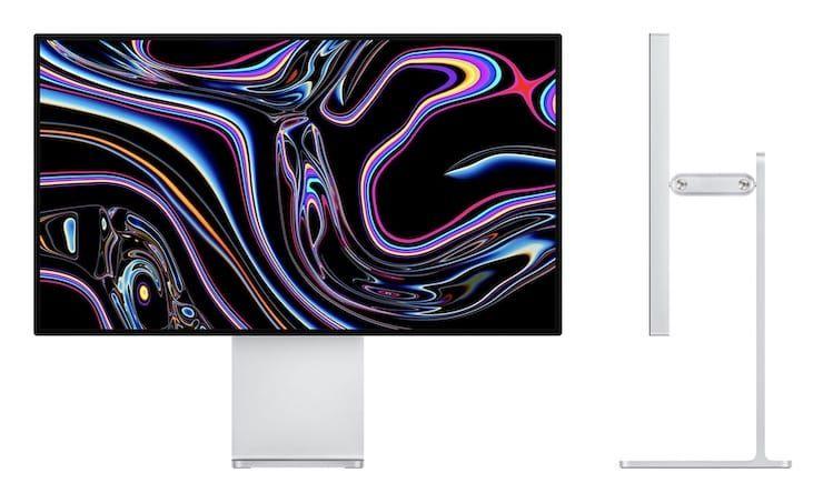 Дизайн Apple Pro Display XDR