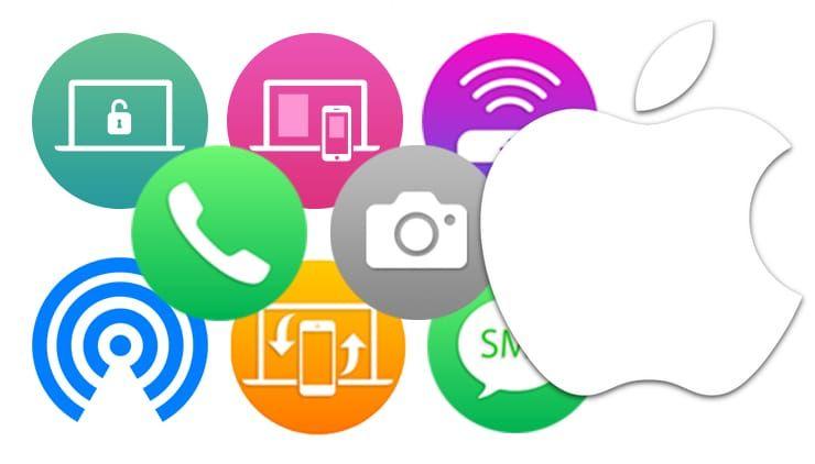 «Непрерывность» (Continuity): как начать работать на iPhone или iPad, а продолжить на Mac и наоборот