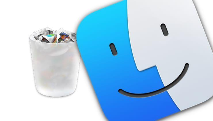 Как автоматически чистить Корзину на Mac (macOS)