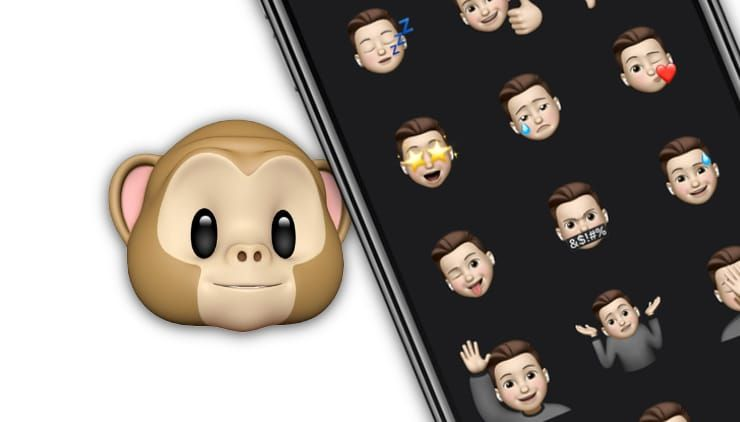 Как создавать стикеры Мемоджи на iPhone в iOS 13