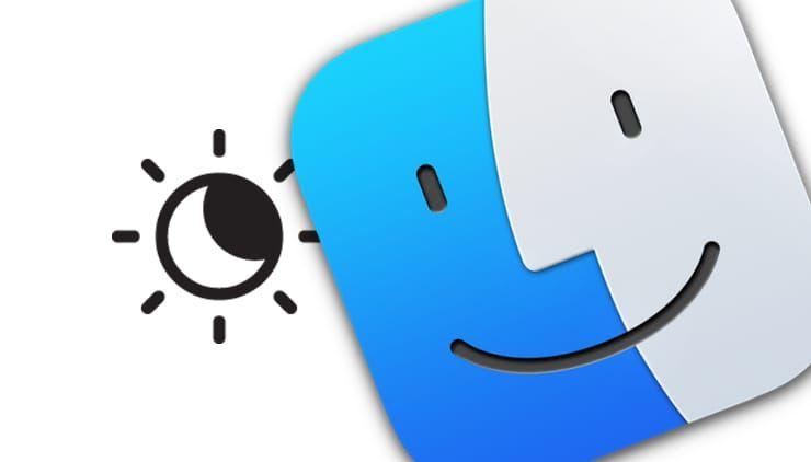Как включить режим Night Shift (ночной режим) на Mac (macOS)
