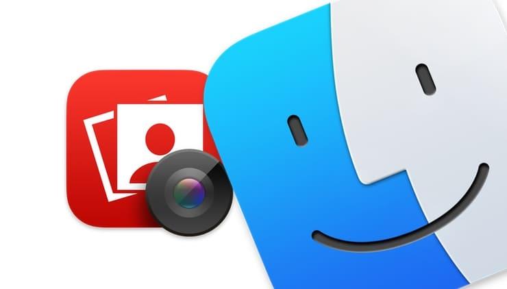 Как делать фото при помощи встроенной камеры на компьютере Mac