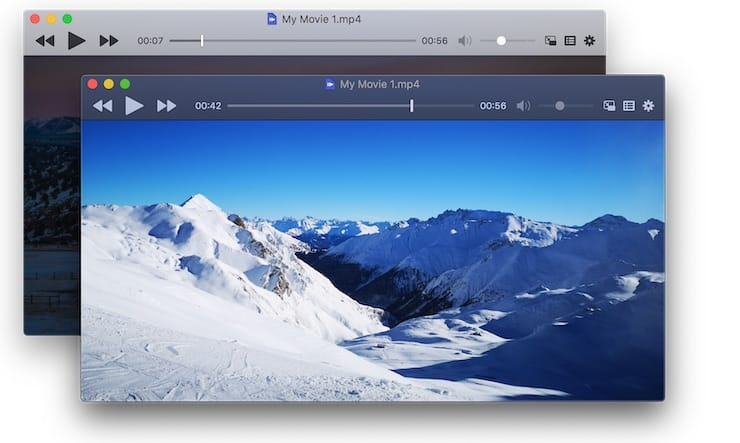 IIna - плеер для macOS