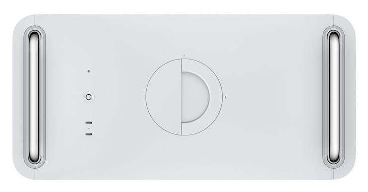 Порты Mac Pro 2019